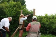 shooting sporting clays
